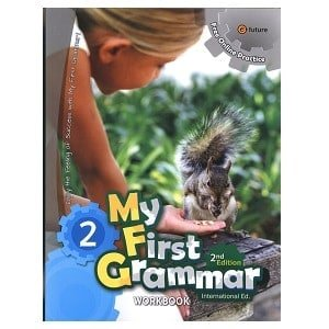 My First Grammar 2 Workbook 2nd Edition