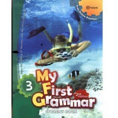 My First Grammar 3 Student Book 2nd Edition