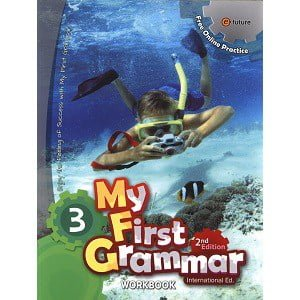 My First Grammar 3 Workbook 2nd Edition