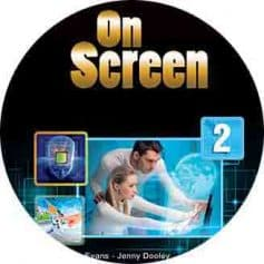 On Screen 2 A2-A2+ Class Audio CD