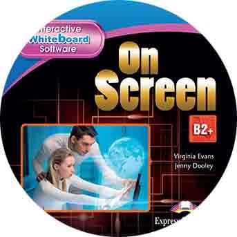 On Screen B2+ Upper-Intermediate Class Audio CD