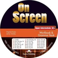 On Screen B2+ Upper-Intermediate Workbook Audio CD