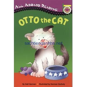 Otto the Cat - All Aboard Reading