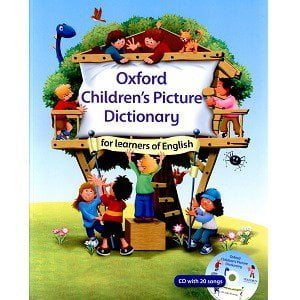 Oxford Childrens Picture Dictionary