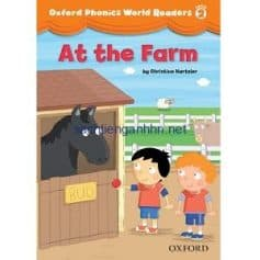 Oxford Phonics World Readers Level 2 At the Farm