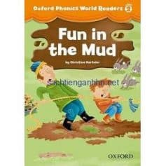 Oxford Phonics World Readers Level 2 Fun in the Mud