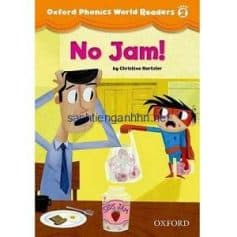 Oxford Phonics World Readers Level 2 No Jam