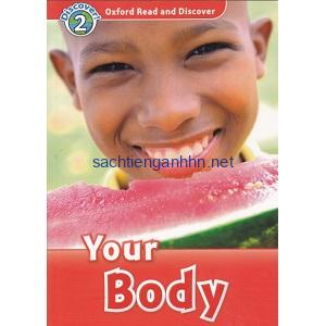 Oxford Read and Discover Level 2 - Your Body
