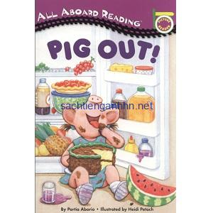 Pig Out - All Aboard Reading