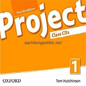 Project 4th Edition Level 1 Class Audio CD