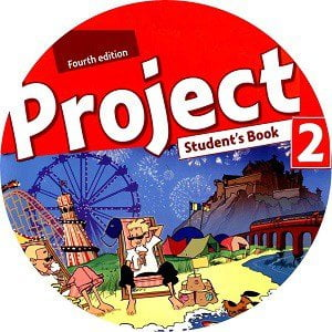 Project 4th Edition Level 2 Class Audio CD