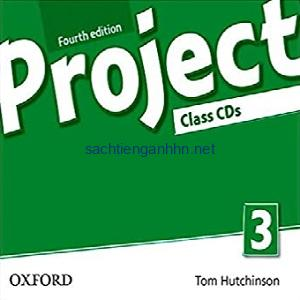 Project 4th Edition Level 3 Class Audio CD