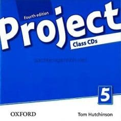 Project 4th Edition Level 5 Class Audio CD 1