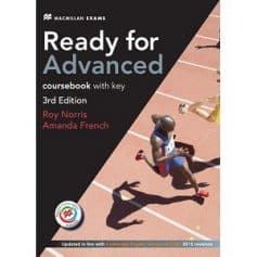Ready for Advanced Coursebook with key 3rd Edition
