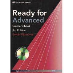 Ready for Advanced Teacher's Book 3rd Edition