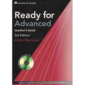 Ready for Advanced Teacher's Book 3rd Edition