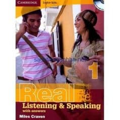 Real Listening & Speaking 1 with answers
