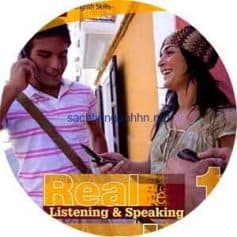 Real Listening & Speaking 1 Audio CD 2