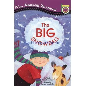 The Big Snowball - All Aboard Reading