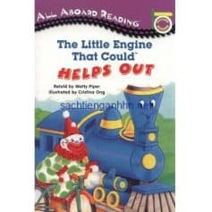 The Little Engine That Could Help Out - All Aboard Reading