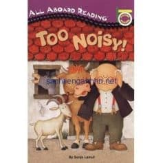 Too Noisy - All Aboard Reading