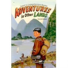 Adventures In Other Lands - Abeka Grade 4 2nd Edition Reading Program