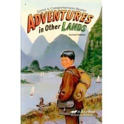 Adventures In Other Lands - Abeka Grade 4