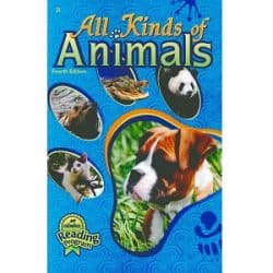 All Kinds of Animals - Abeka Grade 2i 4th