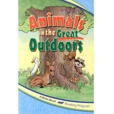 Animals in the Great Outdoors - Abeka Grade 1f Reading Program