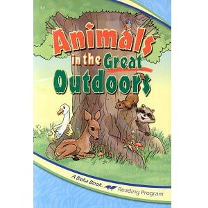Animals in the Great Outdoors 1f