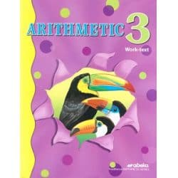 Arithmetic 3 Work-text