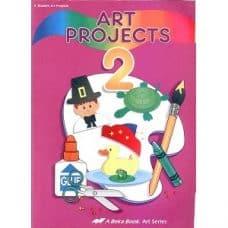 Art Projects 2 - Abeka Grade 2 Art Series
