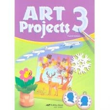 Art Projects 3 - Abeka Grade 3 Fourth Edition Art Series