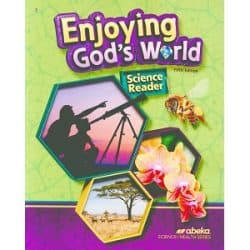 Enjoying God's World - Abeka Grade 2 5th