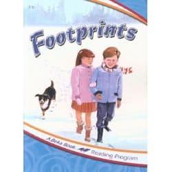 Footprints - Abeka Grade 3