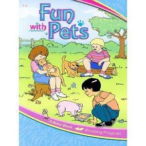 Fun with Pets Abeka Grade 1