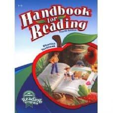 Handbook for Reading Phonics Textbook - Abeka Grade 1-3 4th Edition
