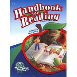 Handbook for Reading Phonics Textbook - Abeka Grade 1-3 4th