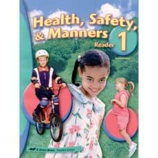 Health Safety & Manners 1 - Abeka Grade 1 2nd Edition