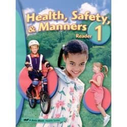 Health Safety & Manners 1 - Abeka Grade 1 2nd