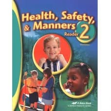 Health Safety & Manners 2 - Abeka Grade 2 (3rd Edition)