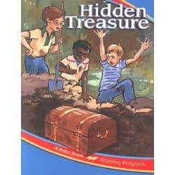 Hidden Treasure Abeka Grade 2