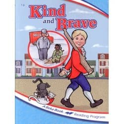 Kind and Brave Abeka