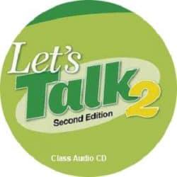 Let's Talk 2 2nd Ed Class Audio CDs