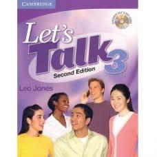 [E-book] Let's Talk 3 Second Edition