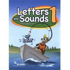 Letters and Sounds 1 Phonics Seatwork Text: Abeka Grade 1 5th Edition