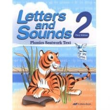 Letters and Sounds 2 Phonics Seatwork Text: Abeka Grade 2 3rd Edition
