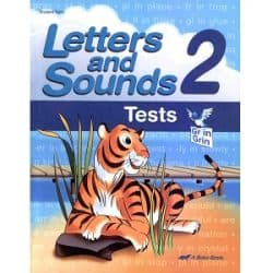 Letters and Sounds 2 Tests