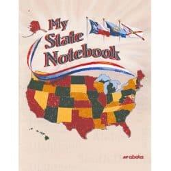 My State Notebook - Abeka Grade 4