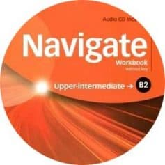 Navigate Upper-Intermediate B2 Workbook Audio CD
